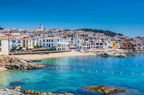 Costa Brava v Španielsku