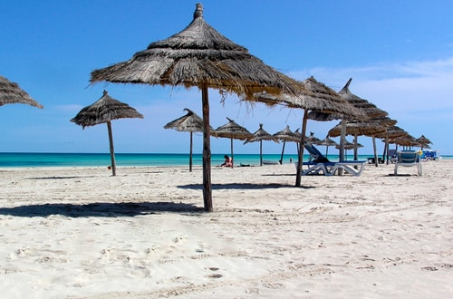 Djerba - Tunisko