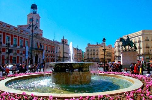 Madrid v Španielsku