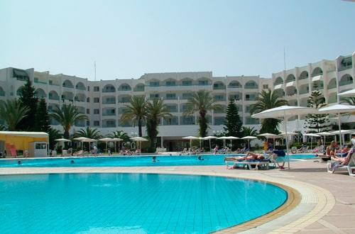 Počasie v Tunisku