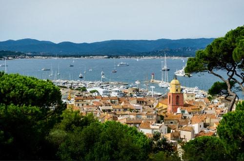 Saint Tropez - Francúzsko