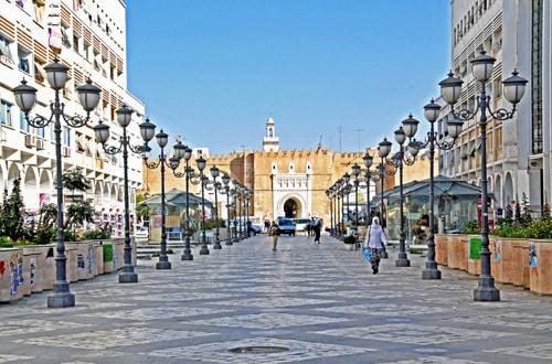 Sfax - Tunisko