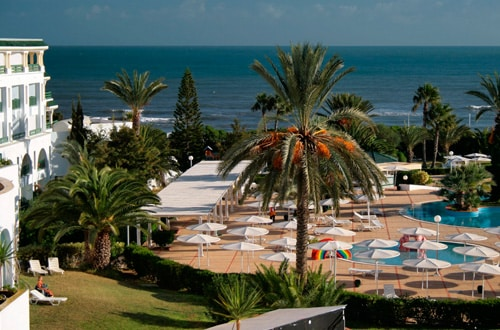 Sousse - Tunisko