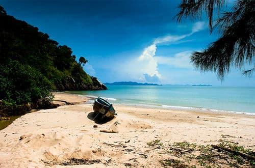 Thajsko Koh Lanta