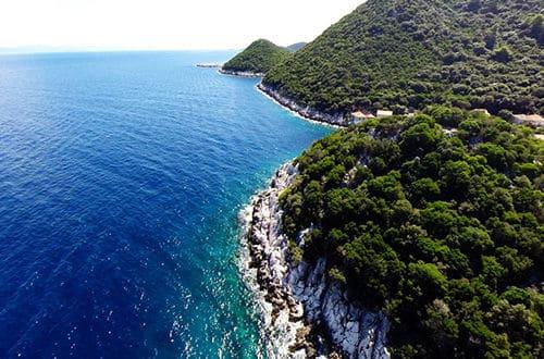 Chorvátsko - ostrov Lastovo
