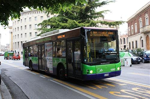 Cesta autobusom do Talianska