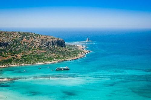 Grécko - Kréta