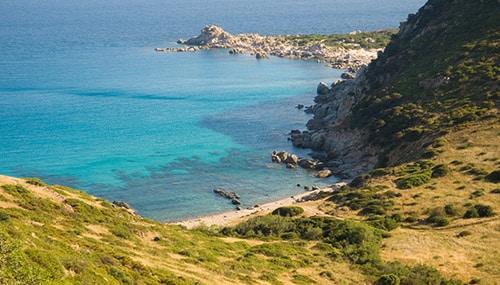Talianska pláž