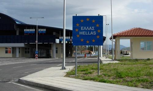 Grécko - cesta autom