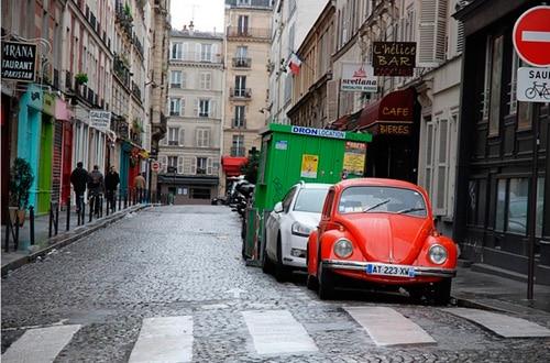 Ulica vo Francúzsku