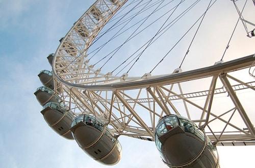 Londýnske oko - Anglicko