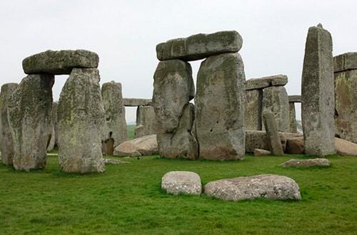 Stonehenge - Anglicko