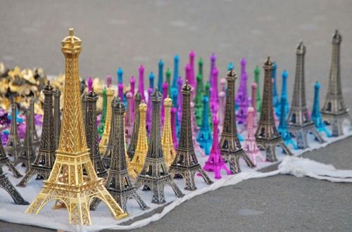 Suvenír - Eiffelova veža