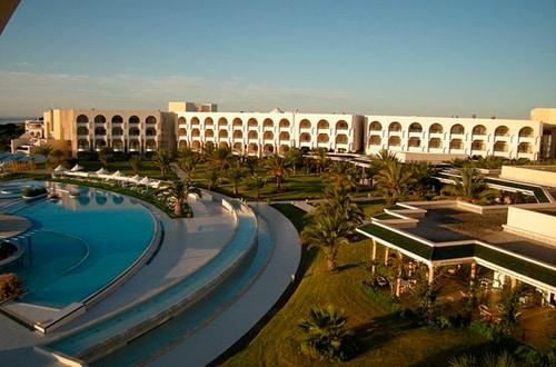 Ubytovanie v Tunisku
