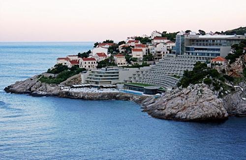 Hotel v Chorvátsku (Dubrovnik)