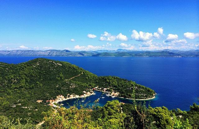 Leto v Chorvátsku