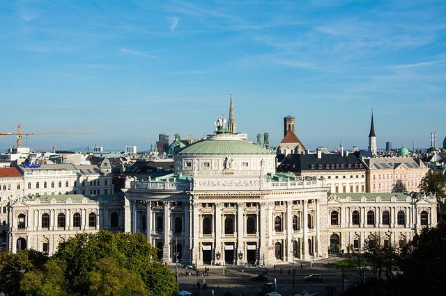 Viedeň - cestovanie