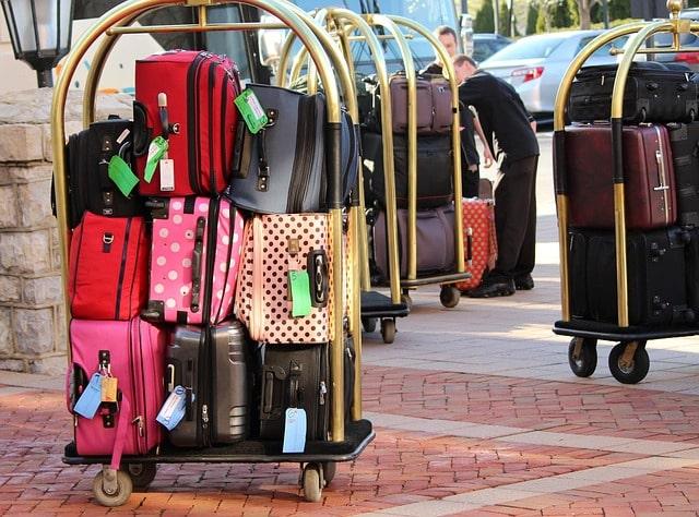 Preprava batožíny