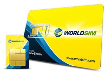 Worldsim - globálna SIM karta