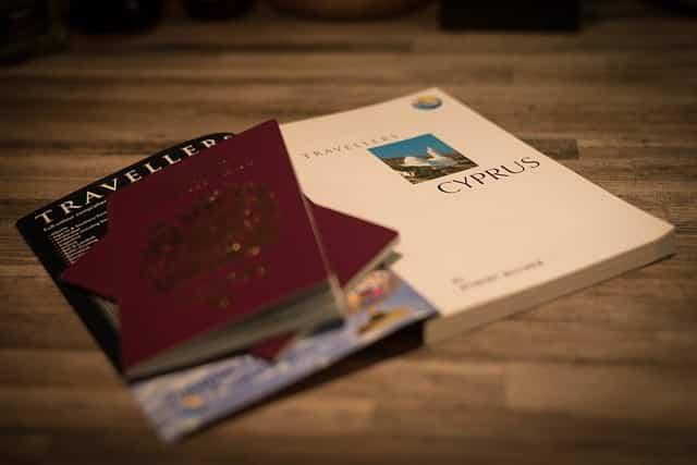 Cestovný pas