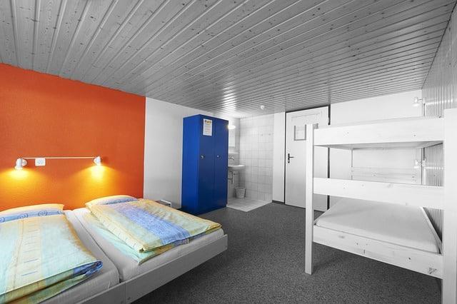 Moderný hostel